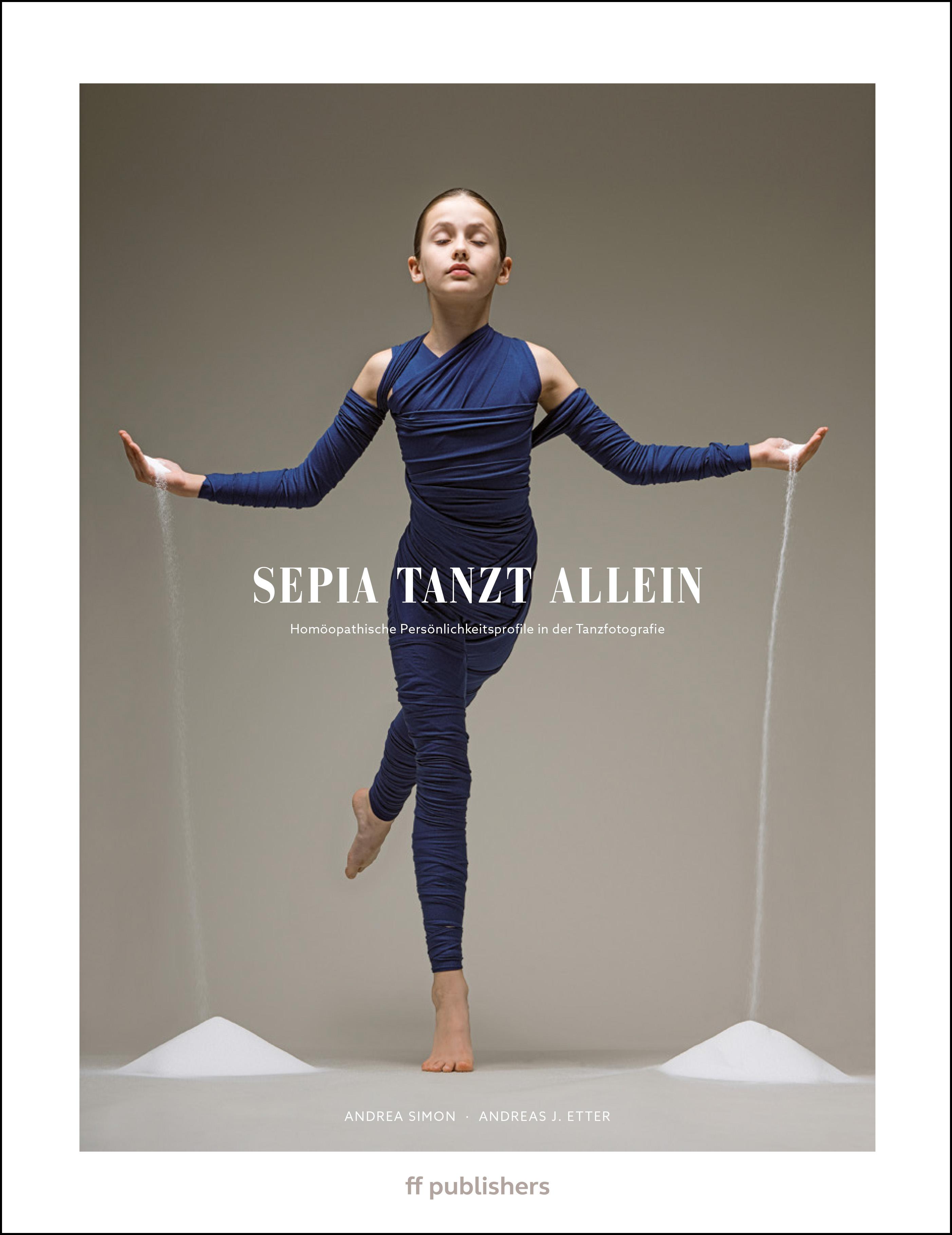 Sepia tanzt allein